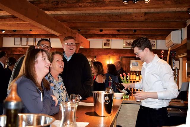 Boyden Valley Winery & Spirits - COURTESY OF BOYDEN VALLEY WINERY