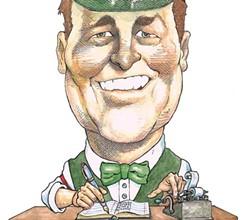 Cannabis industry consultant Tripp Murray of Burlington - MARC NADEL