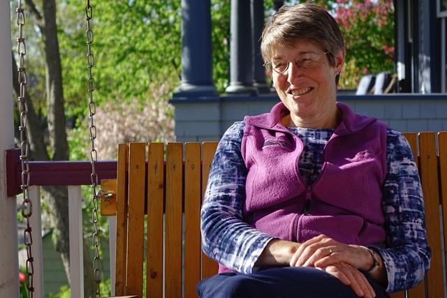 Karen Schoonmaker Freudenberger