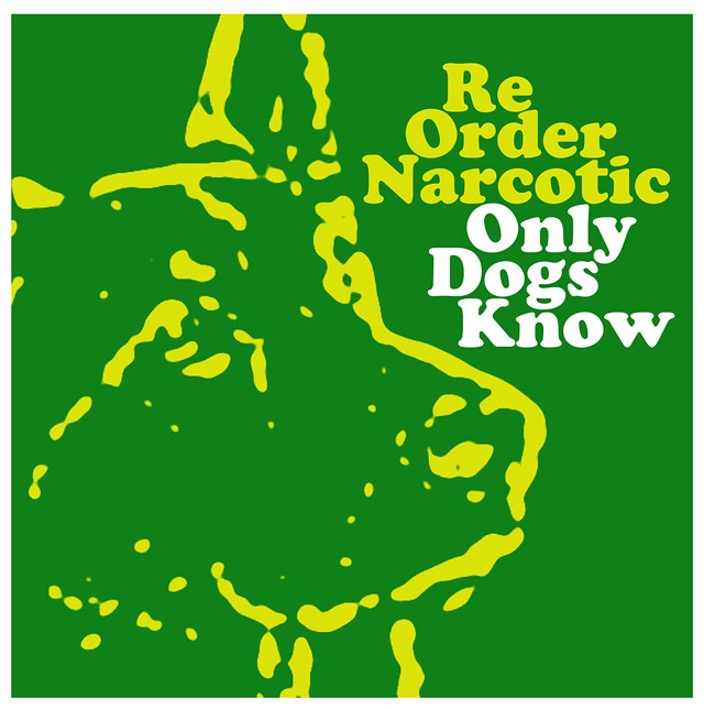 """Reorder Narcotic, """"Only Dogs Know"""" - REORDER NARCOTIC"""
