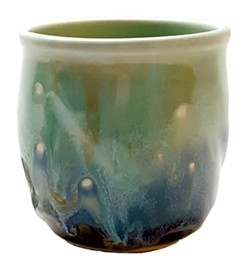 Pottery by Samantha Handler - COURTESY OF SAMANTHA HANDLER
