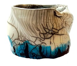 Pottery by Samantha Handler - COURTESY OF SAMANTHA HANDLER
