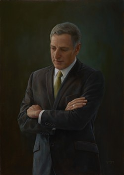 Peter Shumlin by August Burns - MARTIN LAVALEE