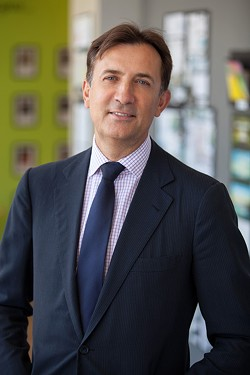Milan Milasinovic, new president of New England Culinary Institute - COURTESY