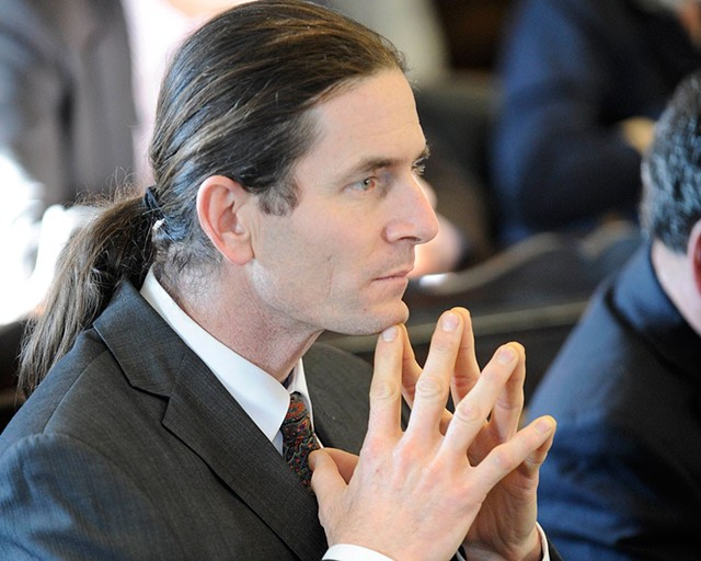 David Zuckerman - FILE: JEB WALLACE-BRODEUR