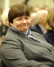 State Treasurer Beth Pearce - FILE