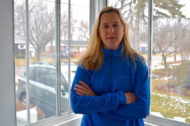 Heather Wick - SASHA GOLDSTEIN