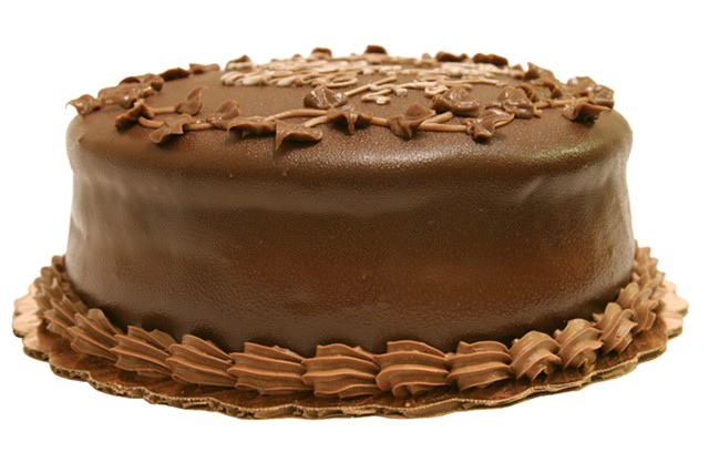 We ate cake — but not this one. - DREAMSTIME