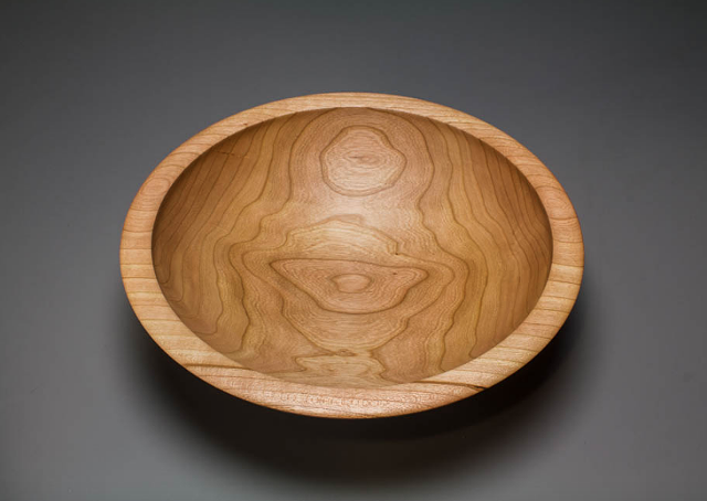 Bowl by Alan Stirt - COURTESY OF ALAN STIRT