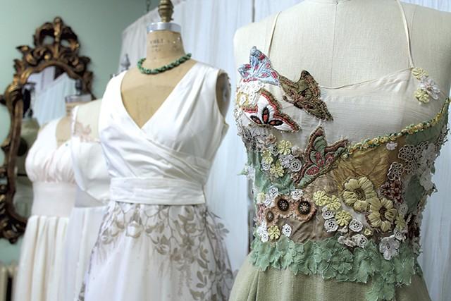 Tara Lynn Scheidet dresses - JULIA SHIPLEY