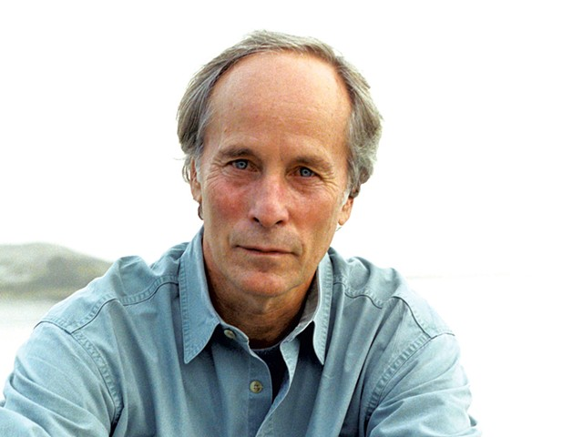 Richard Ford - COURTESY OF RICHARD FORD