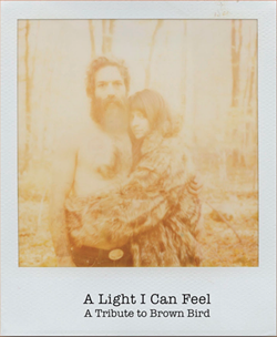 Cover, 'A Light I Can Feel: A Tribute to Brown Bird' - COURTESY OF BURST & BLOOM RECORDS