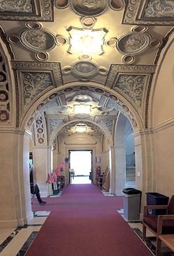 Inside 133 State Street - HANNAH PALMER EGAN