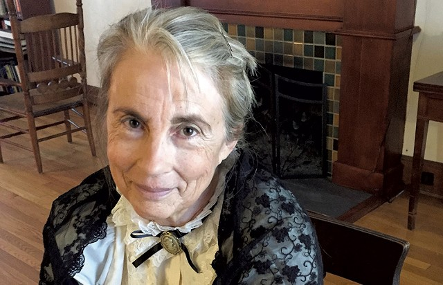 Kate Redway - COURTESY OF MIDDLEBURY ACTORS WORKSHOP