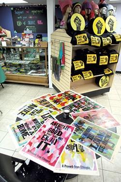 Inside Winooski's Shop 4 Change - MATTHEW THORSEN