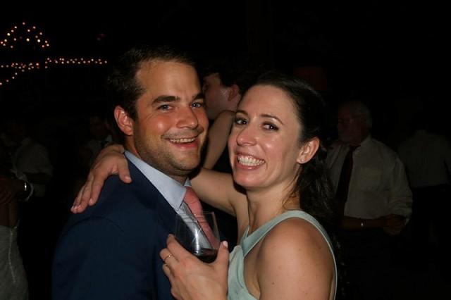 Ryan McLaren, left, and fiancée Adrienne Shea - COURTESY PHOTO