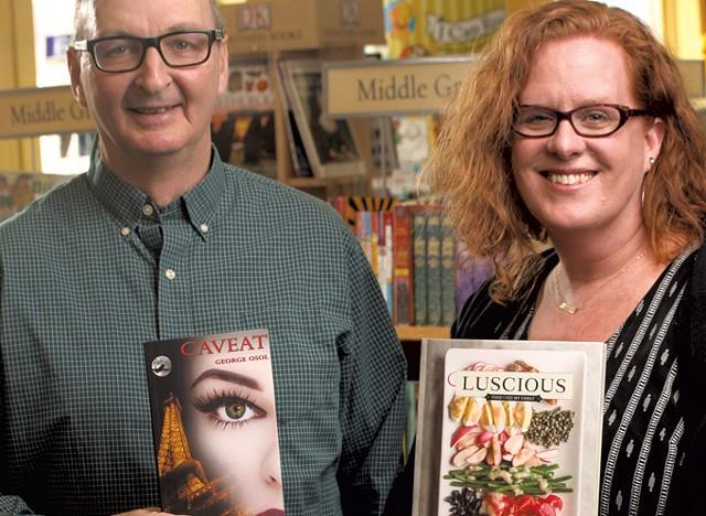 Rachel Fisher and Tod Gross - MATTHEW THORSEN