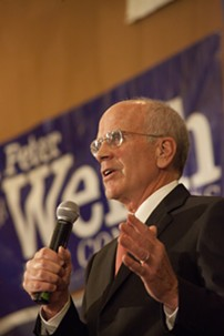 Congressman Peter Welch - FILE: MATTHEW THORSEN