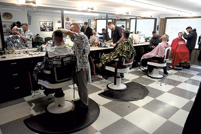 Old Soul Barbershop - MATTHEW THORSEN