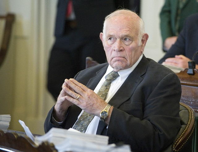 Sen. Dick Sears (D-Bennington) - JEB WALLACE-BRODEUR
