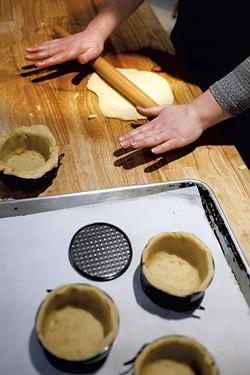 Piecemeal Pies - FILE: SARAH PRIESTAP