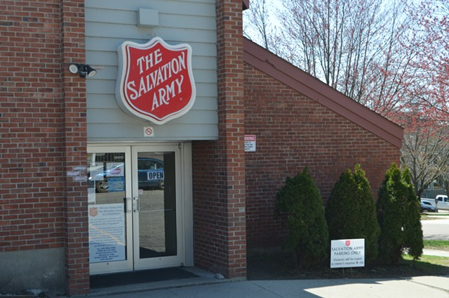 The Salvation Army - KATIE JICKLING