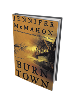Burntown by Jennifer McMahon, Doubleday, 304 pages. $25.95.