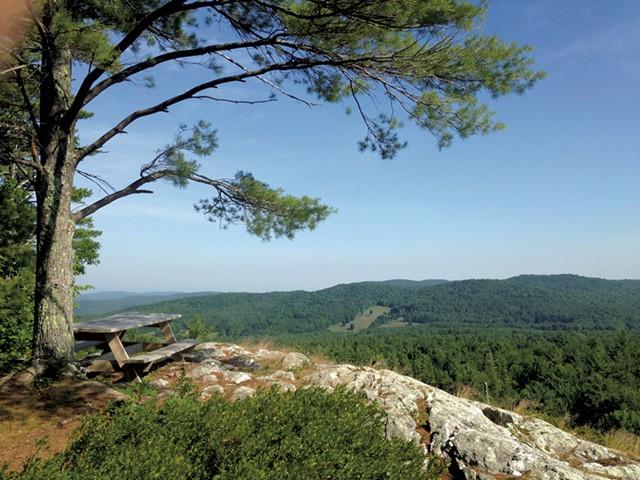 View from Zion Major - ALYSSA BENNETT