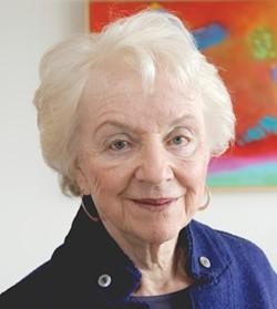 Madeleine May Kunin - COURTESY OF PAUL BOISVERT