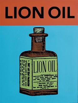 "Lion Oil"" - COURTESY OF W. DAVID POWELL"