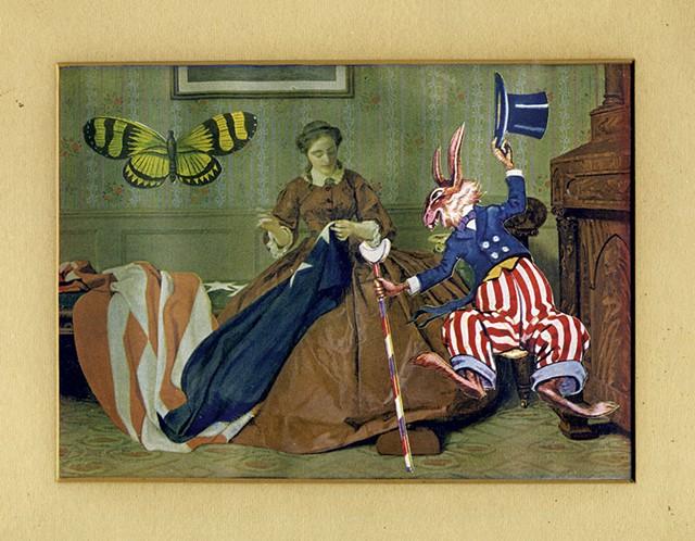"""BetsyRoss"" - COURTESY OF W. DAVID POWELL"