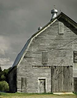 """Jim Westphalen, """"Tillotson Farm, East Corinth"""""""