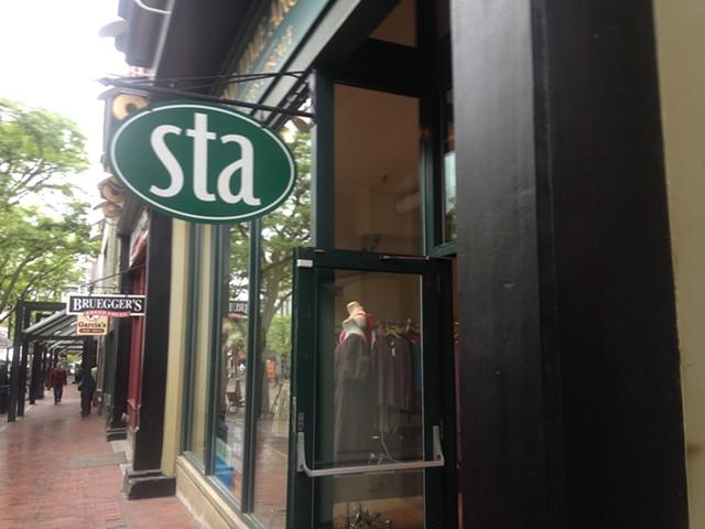 The shop on Church Street - MOLLY WALSH