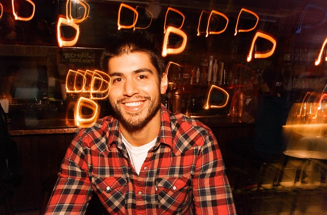 Adam Mamawala - PHIL PROVENCIO