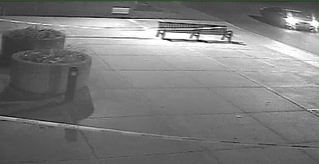 One of the surveillance photos that police released - COURTESY