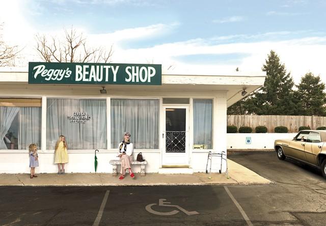 """""""Peggy's Beauty Shop"""""""