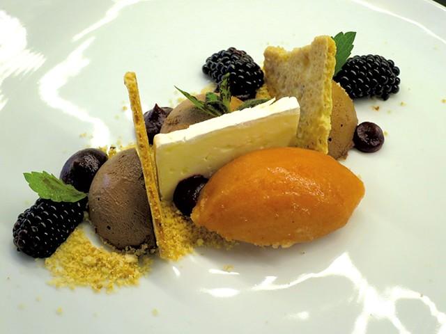 Dessert - MATTHEW THORSEN
