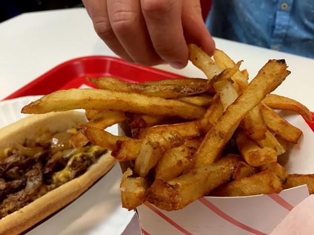 Al's French Frys - DON EGGERT