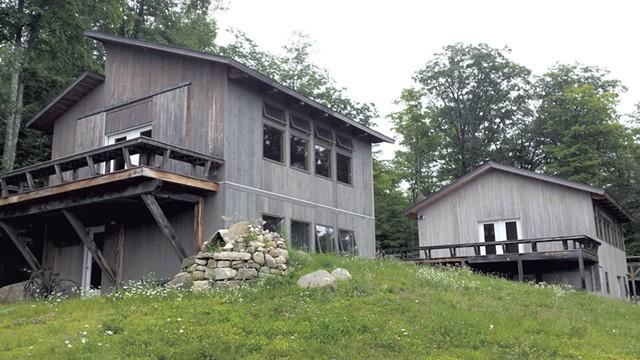 Studiohouse where some residents live - ELIZABETH M. SEYLER