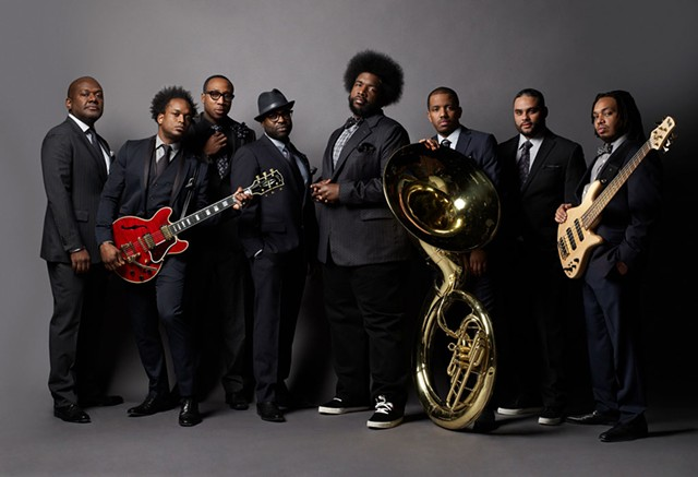 The Roots - COURTESY PHOTO