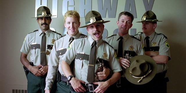The cast of 'Super Troopers 2' - COURTESY OF BROKEN LIZARD