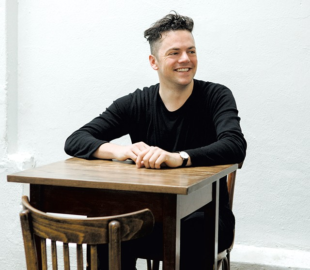 Nico Muhly - COURTESY OF ANA CUBA