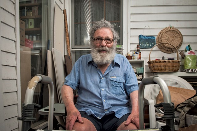 Peter Diamondstone - FILE: ZACHARY STEPHENS