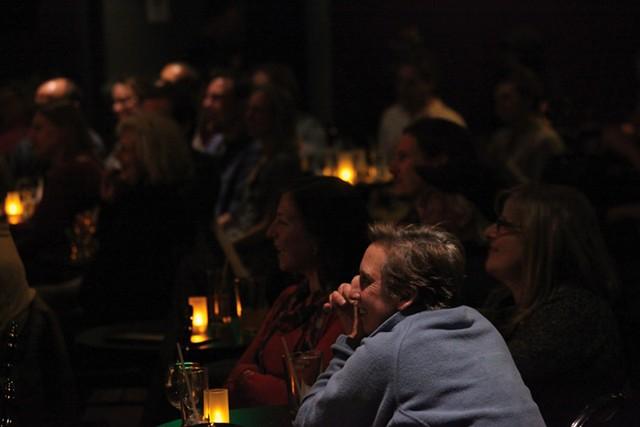 Vermont Comedy Club - MATTHEW THORSEN