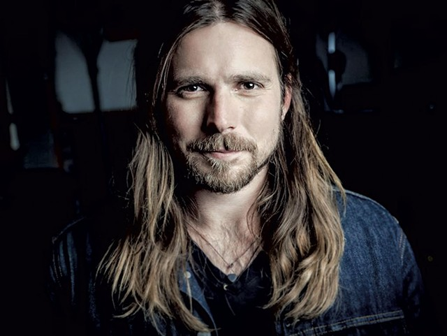 Lukas Nelson - COURTESY OF MYRIAM SANTOS