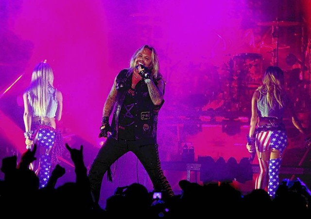 Vince Neil - COURTESY OF VINCE NEIL