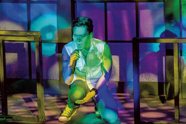Roy Flores - COURTESY OF ARTISTREE THEATRE FESTIVAL