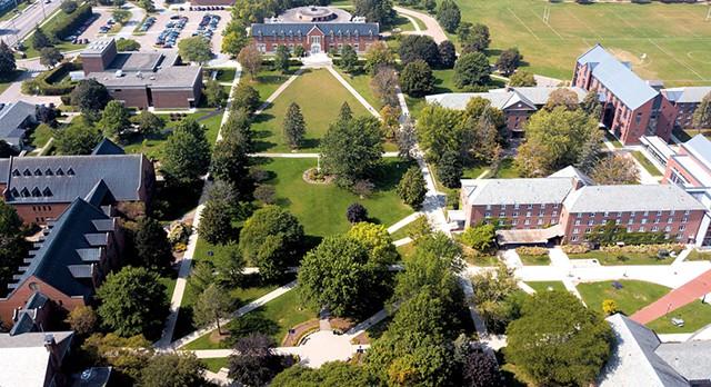 St. Michael's campus - JAMES BUCK