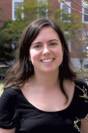 Susan Evans McClure - COURTESY OF BRIGET GANSKE