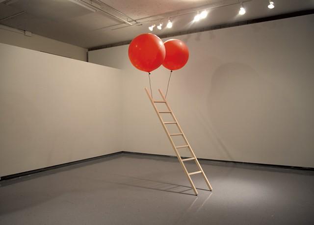 """""""Red Balloons"""" by Yasunari Izaki"""